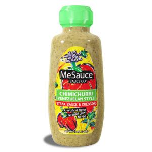 MeSauce - Chimichurri Venezuelan Style - Steak Sauce & Dressing