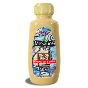 MeSauce - Onion Ring - Dressing, Dip & Spread