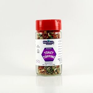 toast topping seasoning